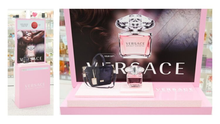 Versace Bright Crystal Tod