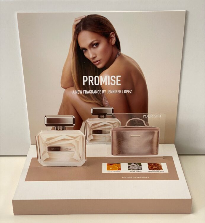 J Lo point of sale